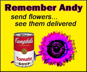 Send a gift to Andy