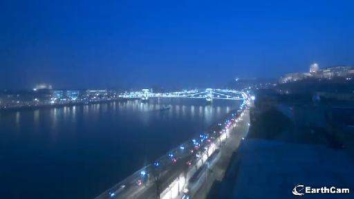 Webcam of Budapest