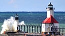 St. Joseph Lighthouse Cam, Michigan