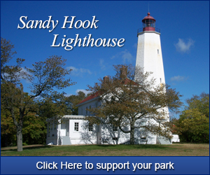 Sandy Hook Lighthouse - support your park