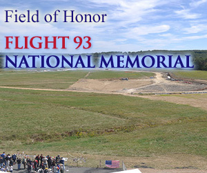 Flight 93 Memorial Cam