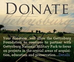 Support the Gettysburg Foundation