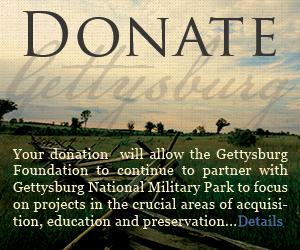 Support the Gettysburg Foundation