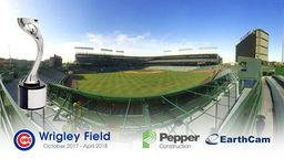 Wrigley Field Renovation Time-Lapse