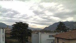 Trento City, Bondone Mountain, Trentino Italy Alps