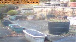 Redditch webcam and Garden cam