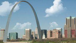 St. Louis Arch Cam