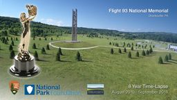 Flight 93 National Memorial 8 Year Construction Time-Lapse