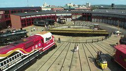Steamtown Cam, Pennsylvania