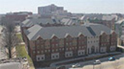 University of Kentucky New Central Residence Hall