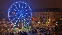 La Grande Roue du Marche de Noel de Reims