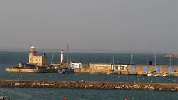 Howth Harbour, Live Webcam, Ann's Ice Cream