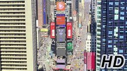 Times Square North View