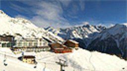 Hochsoelden Panorama View