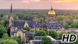 Notre Dame Cam, Indiana