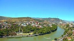 Mtkvari River Cam