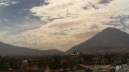 Arequipa Peru - Misti Volcano