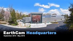 The EarthCampus 4K Construction Time-Lapse