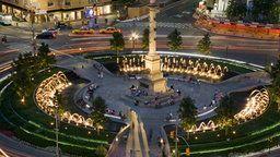 Columbus Circle Cam