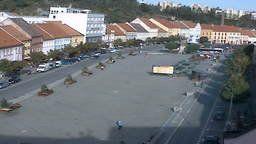 Trebic Town Square Cams
