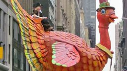 Thanksgiving Parade 2017 Webcast, New York