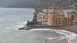 Camogli Fishing village