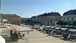 Daruvar - King Tomislav square
