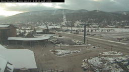 Silver Mountain Webcam