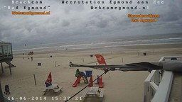 Beachcam Bad Egmond - Egmond aan Zee