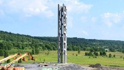 EarthCam: Flight 93 Memorial - Tower of Voices