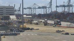 Port of Miami Webcam, Florida