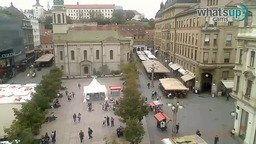 Zagreb - Cvjetni Square
