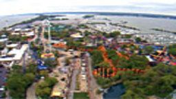 Cedar Point Skyhawk Webcam