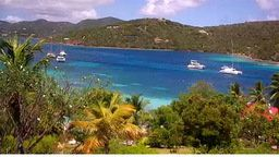 Marina Cay, British Virgin Islands