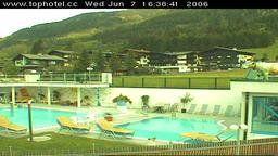 Saalbach-Hinterglemm, Austria - Wellness & Familyhotel Egger