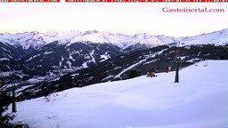 Ski Resort Schlossalm, Bad Hofgastein - Austria