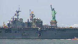 Fleet Week, New York