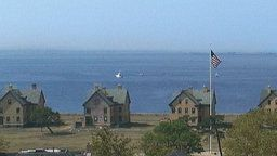 Sandy Hook Cams - Fort View