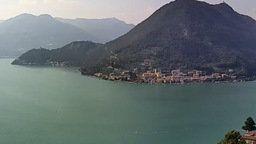 Sulzano Iseo Lake