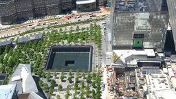 EarthCam: World Trade Center - North Pool