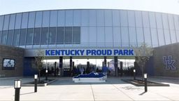 University of Kentucky Proud Park Construction Time-Lapse