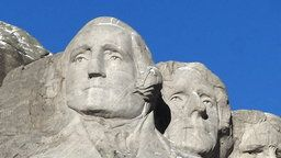Mount Rushmore Cam Close Up