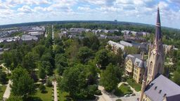 EarthCam: University of Notre Dame Cam