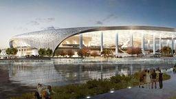L.A. Rams Stadium