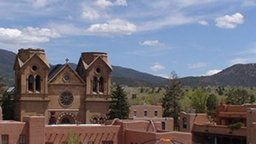 Santa Fe Cam, New Mexico