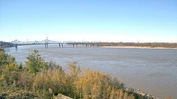 Mississippi River Cams - Bridge View