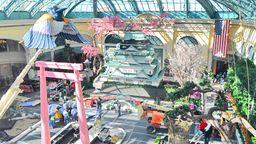 EarthCam: Bellagio Conservatory & Botanical Gardens Cam
