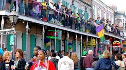 EarthCam: New Orleans Bourbon Street