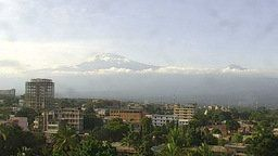 Zara Tours - Mount Kilimanjaro Cam