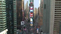 EarthCam: Times Square South View